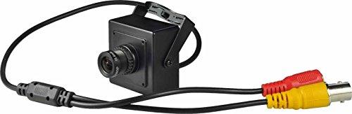 Lang Winkel Objektiv 12mm Fall versteckte CCTV-Kamera Sicherheit Mini Spy Kamera Sony Effio CCD II 700TVL (Lux-pinhole Low)
