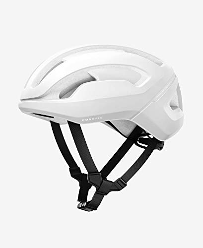 POC Omne Air SPIN - Casco Unisex Adulto, Hydrogen White Matt, M