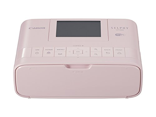 Canon SELPHY CP1300 WLAN Foto-Drucker rosa - In Portable One Drucker All