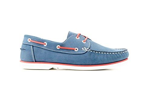 Sachini , Herren Bootsschuhe Blau