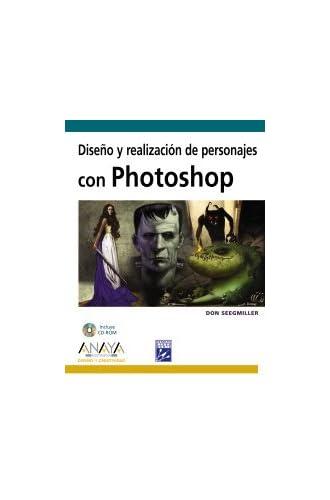 Diseño Y Realización De Personajes Con Photoshop