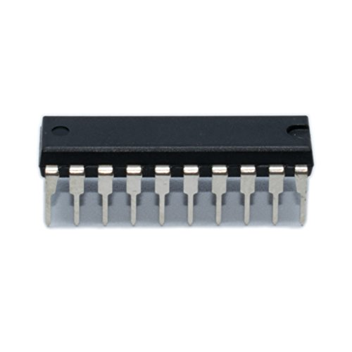 AT89C2051-24PU Microcontroller 51 Flash2kx8bit SRAM128B Interface ATMEL