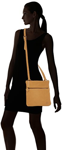 Timberland Women CA1AY7919 Cross-Body Bag Brown Size  26x27x4 cm  B x H x T
