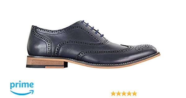 e00de1b9c Chaussures homme cuir véritable brogues Richelieu style Gatsby chic ...
