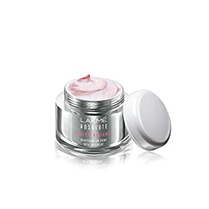 Lakme Absolute Perfect Radiance Brightening Day Cream 50 g, SPF 30, Daily Illuminating Face Moisturizer for Glowing Skin - With Glycerin & Niacinamide