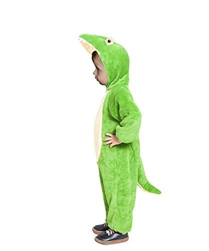 Dino-Kostüm T-Rex, F122 Gr. 104-110, für Kinder, Tyrannosaurus -