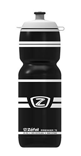 ZEFAL Trinkflasche Premier 75, Unisex Erwachsene S schwarz