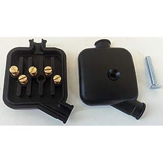 Lautsprecher Paar Hochtöner A Trompete Piezo Leistung 50Watt Durchmesser außen 10
