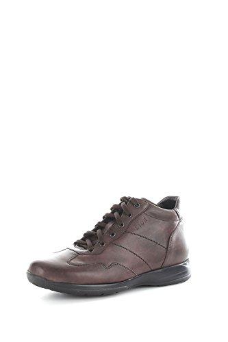 Lion 8498 Sneakers Uomo Pelle Testa di Moro Testa di Moro 43