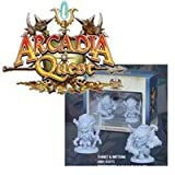 Edge Entertainment - Tiaret y Mittens: Arcadia Quest (EDGAQ15)
