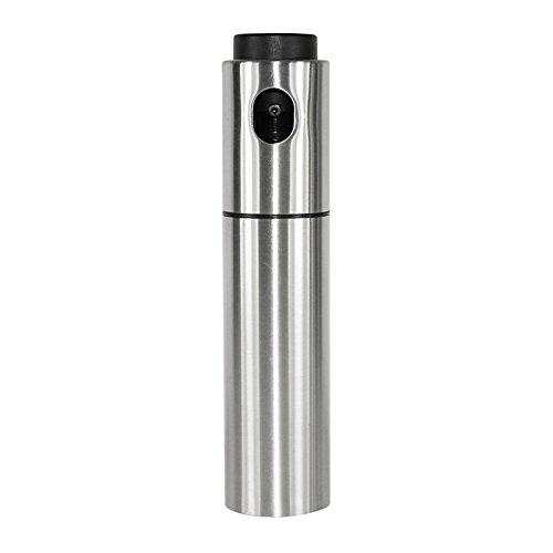 Zantec 135 ML Kapazität Edelstahl Olivenöl Wasser Sprayer für Kochen Backen Grill Marinade Friteuse Sprühflasche