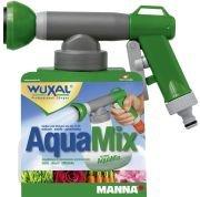 Wuxal 160109401 Aqua Mix, Der Dünger- / Wassermischer, 1,25 Liter 0,2%, 0,5 %, 1,0 %, 2,0 % -