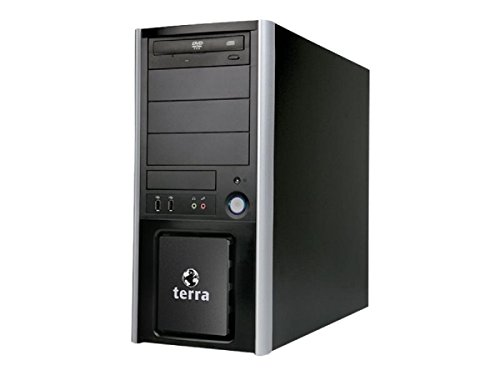 Wortmann TERRA SERVER 1030 G3 (Silent/Bestseller) - Tower - Xeon E3-1220V6 3 GHz - 16 GB - 2 TB