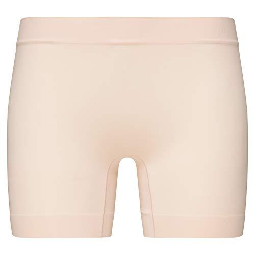 Jockey Skimmies Short Length Slipshort, Sheer Nude, XL -