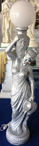 Stehleuchte Aphrodite Messing