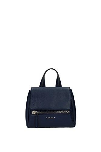 BB05213025402 Givenchy Borse a Mano Donna Pelle Blu