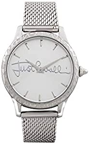 Just Cavalli Dress Watch For Women Analog Stainless Steel - JC1L023M0065