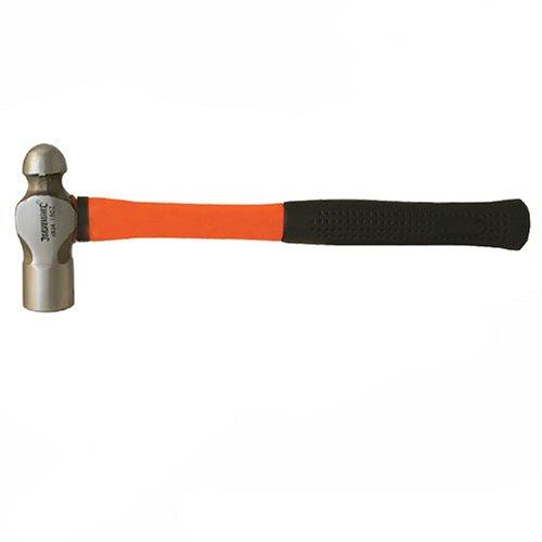 Silverline 793789 Ingenieurhammer mit Glasfaserstiel 227 g