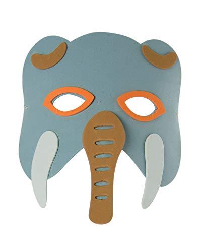 Niño Elefante Máscara