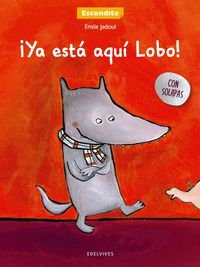 ¡Ya está aquí Lobo!/ Lobo is here!