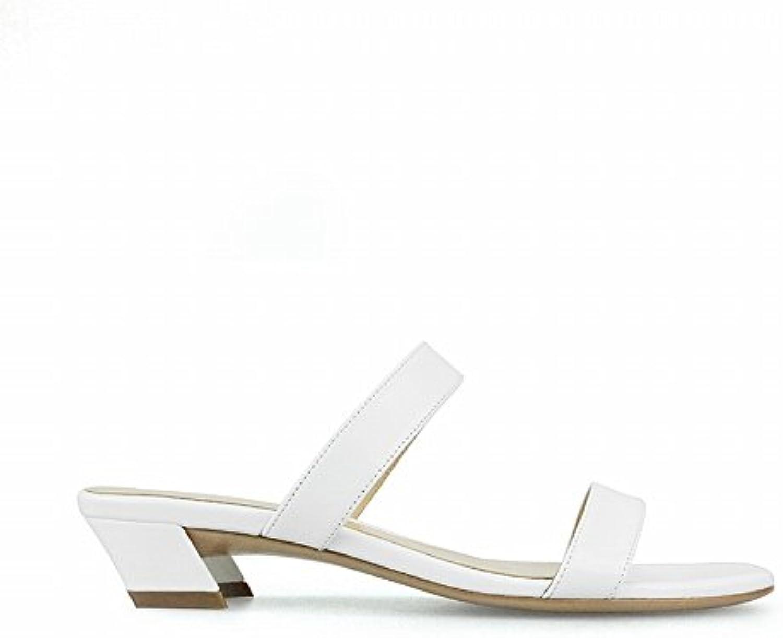 DIDIDD Parola di Moda con Scarpe da Donna Corte e Corte,Bianca,34 | Vendita Calda  | Uomo/Donne Scarpa