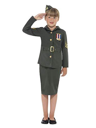Fancy Me Mädchen 1940s WW2 Armee Mädchen Weltkrieg -