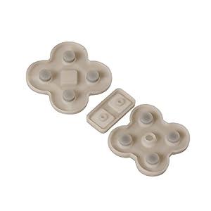 Timorn Ersatz leitfähige Gummi Button Pad für Nintendo DS Lite NDSL