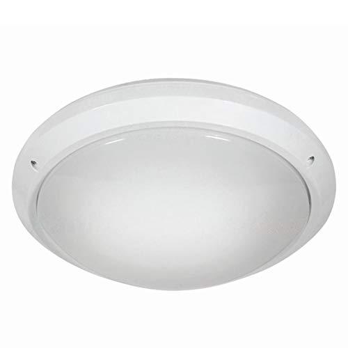 LED-Deckenlampe-Deckenleuchte-Wandleuchte-Treppenhaus-Badezimmeer-1xE27-IP54 (Deckenleuchte ohne Leuchtmittel) - Globe Deckenleuchte