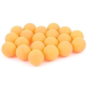 AOWA Tischtennisbälle Bier Pong Ball Ping Pong Bälle, 20 Stück