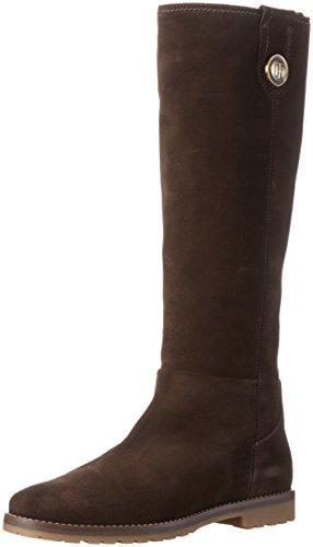 tommy-hilfiger-fw56822028-stivali-alti-con-imbottitura-leggera-donna-colore-marrone-coffeebean-212-t