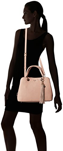 Guess Damen Hwvg6681060 Shopper, 7x25x33 cm Mehrfarbig (Blush)