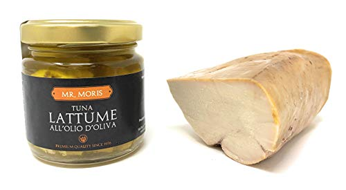 Lattume di tonno rosso all'olio di oliva mr. moris kosher 100 gr