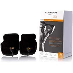 Slendertone Accessoire Bras H/F Biceps et Triceps (vendu sans l'unité centrale)