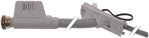 Meiko Zulaufschlauch für Spülmaschine FV40.2M, FV40.2MIKE2 mit Aquastop 3/4' Länge 1300mm Aussen 25mm max. Temperatur 60°C 24V