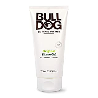 BullDog Natural Skincare Original Shave Gel, 175ml