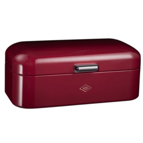 Wesco Grandy Ruby Red Bread Bin