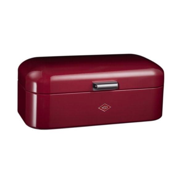 Wesco Grandy Ruby Red Bread Bin