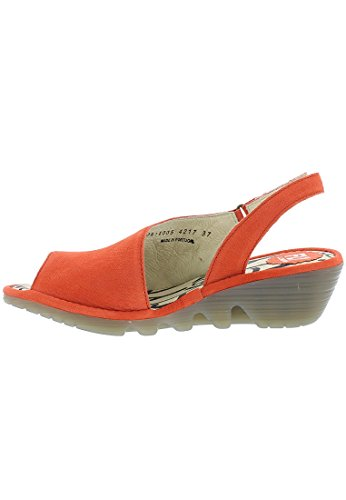 FLY LONDON Yalu Fantasy/Mousse Orange