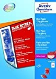 """Avery Zweckform© 2790-100 Colour Laser Flyer-Papier, DIN A4, beidseitig beschichtet - gl""""nzend, 170 g/mý, 100 Blatt"""