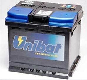 Batterie unibat 80Hat 600en
