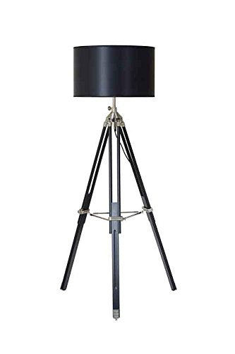 Best Saving for MY-Furniture – Remy Tripod Floor Lamp, legs in Black finish Discount