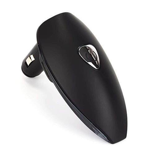 ZNZ Auto Lufterfrischer, mit 1 USB Anschlüsse Auto Ionische Luftreiniger Luftionisator Entfernen Staub Pollen Rauch Schlechte Gerüche Ideal für RV Wohnmobil Wohnwagen Auto Geschenk