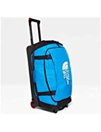 The North Face Rolling Thunder 30'' Valigia Trolley, Unisex, Blu (Bomber Blue/TNF Black), 33x40x76 cm