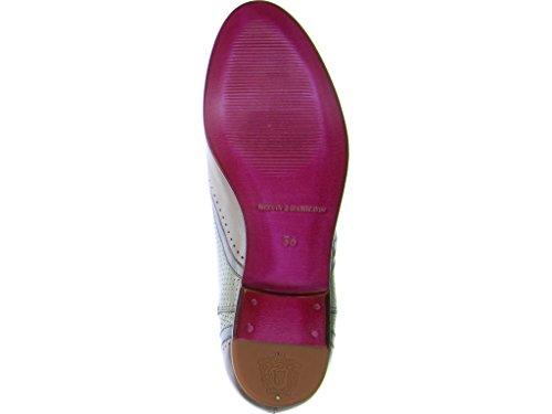 Melvin & Hamilton Sally 19 Damen Chelsea Boots Beige