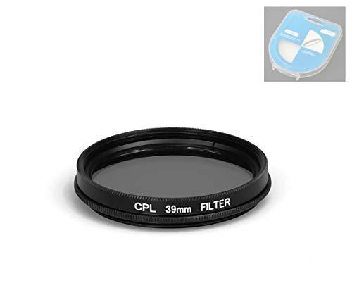 dHD DIGITAL Marken CPL Filter Polfilter 39mm Polarisationsfilter 39 mm