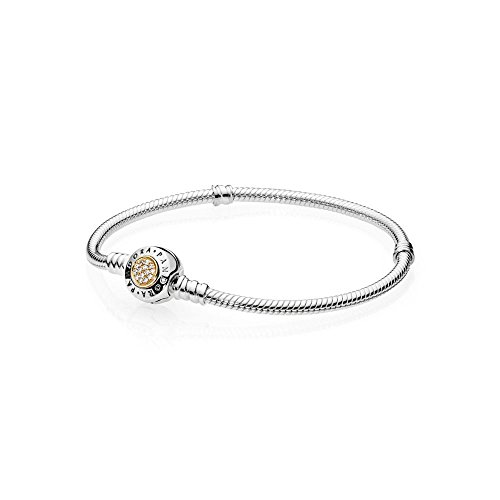 Pandora Pulsera Charm Mujer Plata - 590741CZ18