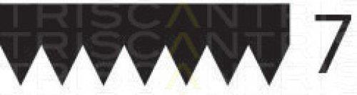 Preisvergleich Produktbild Triscan 8640 701473 Keilrippenriemen