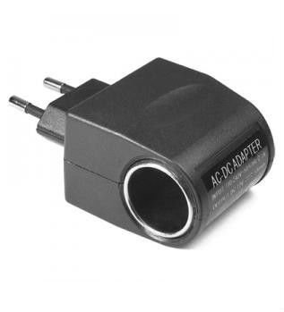 Cellphonez® AC 100-240V to DC 12V Power Adapter Converter EU Plug for Charger Only.  available at amazon for Rs.325