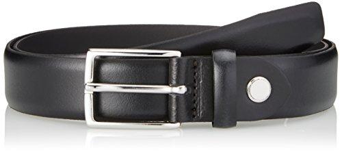 Calvin Klein Jeans Justin 3 Slim Belt, Ceinture Homme Noir - Noir (990)