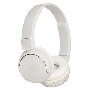 JBL T450BT - Auriculares de diadema inalámbricos con Bluetooth 4.0, sonido Pure Bass, 11 h de música continua, blanco (B01M6XC08M) | Amazon Products